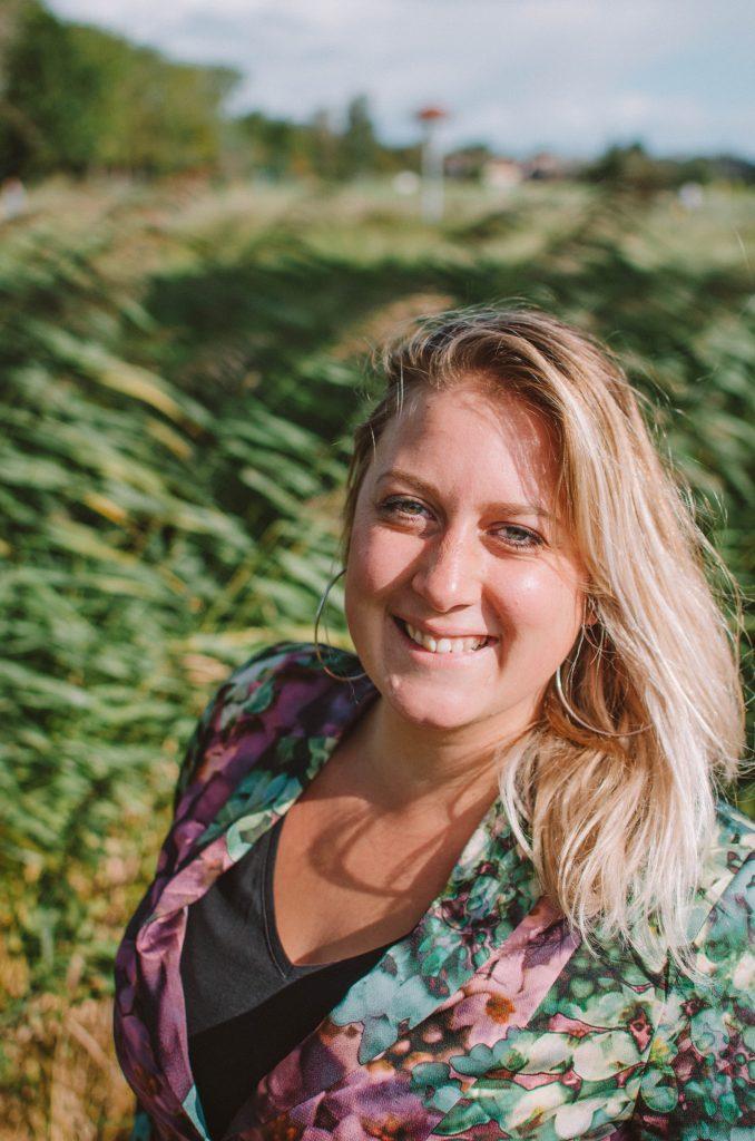 Marketing expert Paula Bange