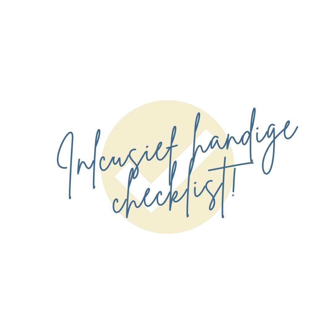 inclusief checklist